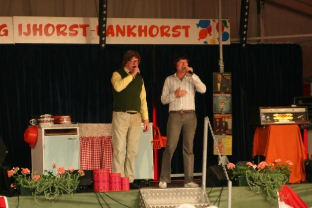 Foto's Zingen bij de Afwas in IJhorst