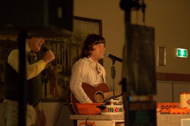 Foto's Zingen bij de Afwas in Lollum