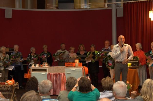 Foto's vrijwilligersfeest in Gorinchem (2)