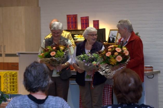 Foto's vrijwilligers in Schoonoord