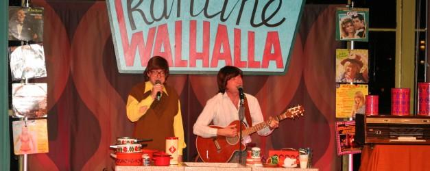 Mark & Tjark in Walhalla!