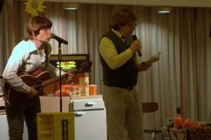 Zingen bij de afwas in Ommen