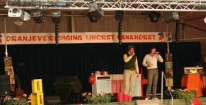 Zingen bij de afwas in IJhorst