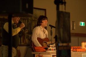 Zingen bij de Afwas in Lollum